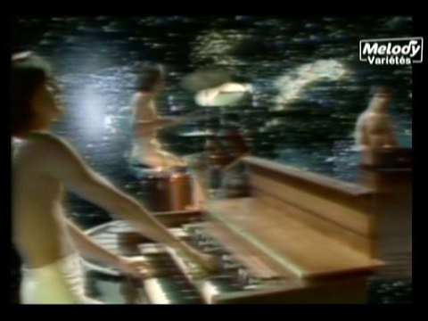 """ Galactic reaction "" Milk Ways, FrenchTV (1978)"