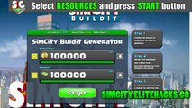 SimCity Buildit [Cheats/Codes] Android /iPad HD [New Glitch
