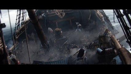 Trailer d'annonce E3 2017 de Skull & Bones