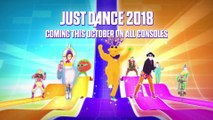 Just Dance 2018 - E3 2017 Official Announcement Trailer