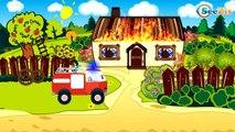 Ambulans, Kamyon ve Yarış Arabası - Eğitici Çizgi Film - Akıllı Arabalar - Türkçe İzle Bölüm 5,Çocuklar için çizgi filmler izle 2017