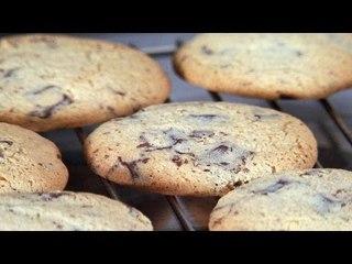Cookies maison aux morceaux de chocolat - NotreFamille.com
