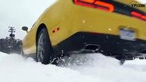 2017 Dodge Challenger GT AWD vs Ford Mustang vs Chevy Camaro Mashup Misadv