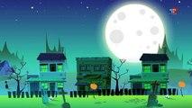 Famille de doigts de chauve-souris  _ Chanson d'Halloween _ Halloween Song