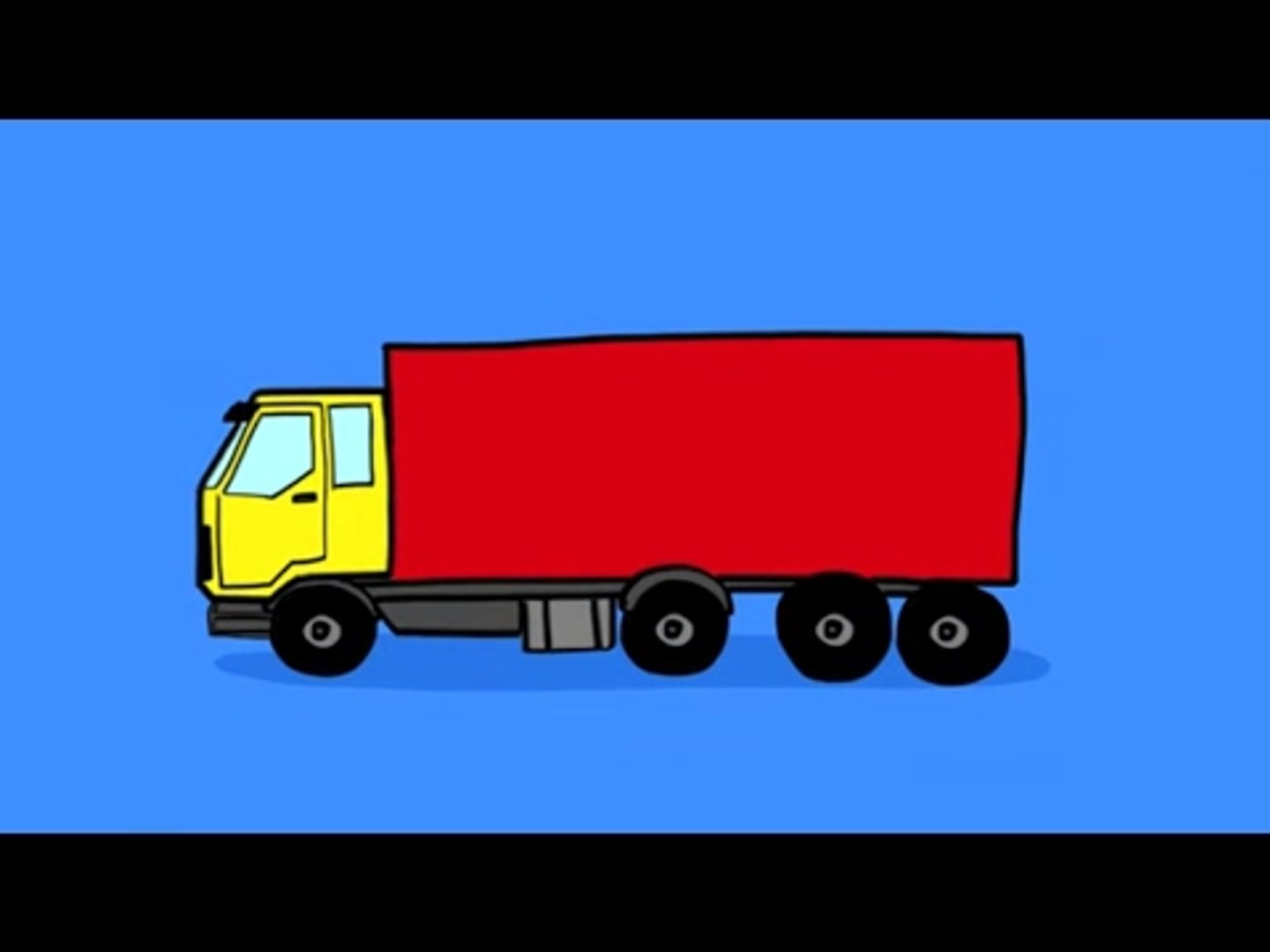 Apprendre A Dessiner Camion Video Dailymotion