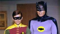 'Batman' Co-Star Burt Ward Fondly Remembers Adam West