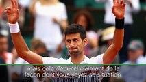 "Roland-Garros - Federer : ""Djokovic est dans une situation relativement difficile"""