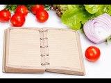 A quoi sert un carnet alimentaire ?