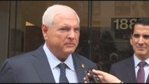 El expresidente de Panamá Ricardo Martinelli es detenido en EE.UU.