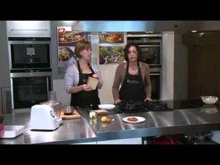 Recette de blinis au sarrasin et tarama maison