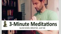 3 Minute Meditations Review - 3 Minute Meditations for Beginners