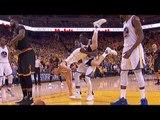 Draymond Green Saves Klay Thompson - Game 5   Cavaliers vs Warriors   June 12, 2017   NBA Finals