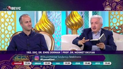 Mehmet Okuyan'la İftar Sohbetleri 12 Haziran 2017