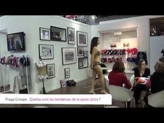 Interview Huit8 Salon International de la Lingerie