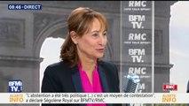 """Ségolène Royal veut mettre ses compétences """"au service du combat climatique et du gouvernement"""""""