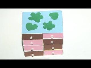 Fabriquer une boîte à bijoux