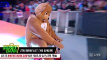 Heath Slater & Rhyno vs. The Miz and a bear- Raw, June 12, 2017