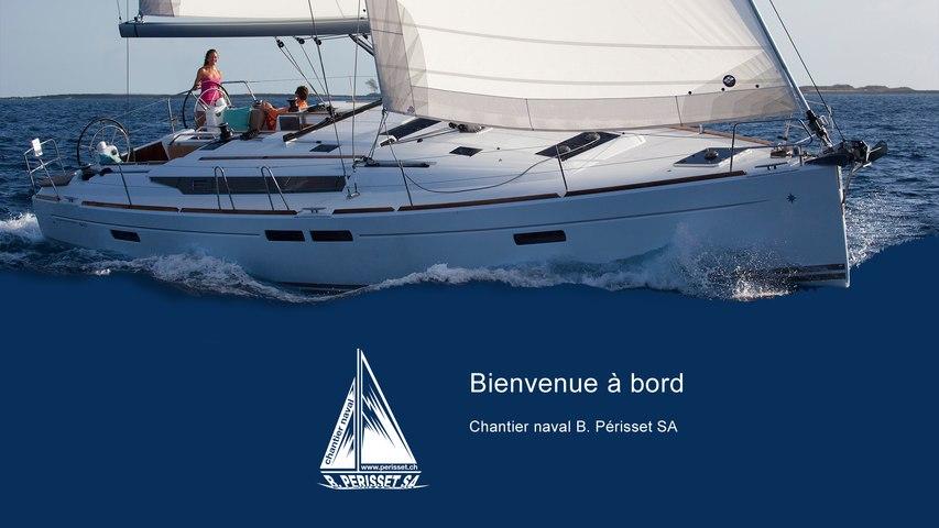 Chantier Naval B. Perisset SA, Estavayer-le-lac, lac de Neuchatel