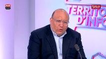 Julien Dray : « Il ne faut pas commencer à paniquer (…) Le PS a traversé des crises, on en a une devant nous à gérer »,