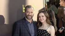"""Judd Apatow and Maude Apatow """"The Big Sick"""" Premiere Red Carpet"""