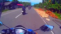 375.Beautiful Kiamba, Sarangani! Lets ride! Sniper mx xr200 waswas ride