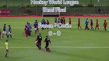 France - Corée : Matchs de préparation à la Hockey World League Semi-Final