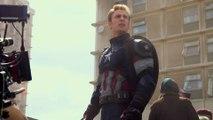 Chris Evans sera encore Captain America dans les deux prochains Avengers !