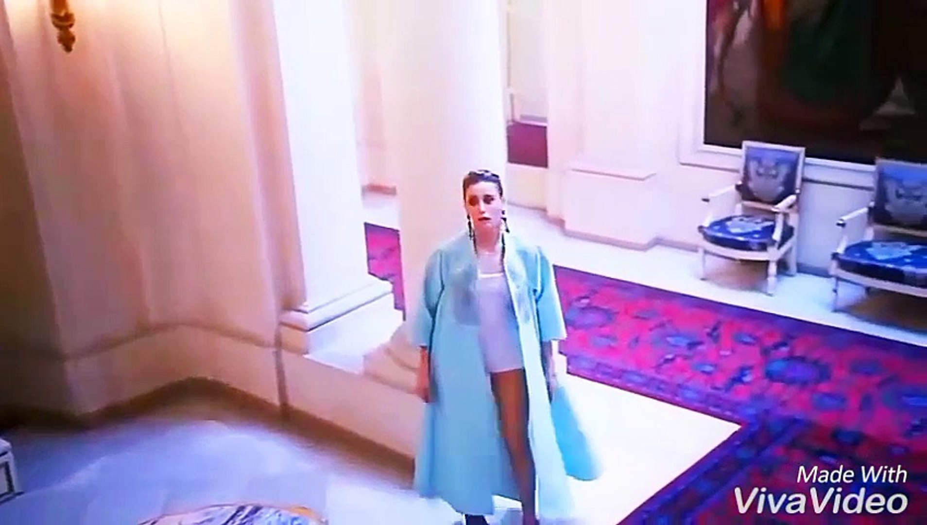Serenay Sarikaya ELLE Türkiye Backstage