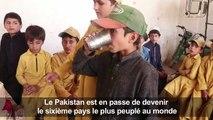 Le Pakistan en passe d'être le 6e pays le plus peuplé au monde