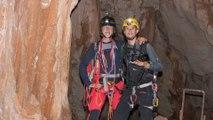 Gorges du Rimouren et grotte du Chironlong - 12mn