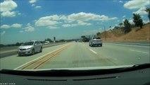 Quand tu croises une voiture à contre sens sur l'autoroute !!!!