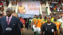 Canal Africa Club du 12/06 - Côte d'ivoire 2 / 3 Guinée
