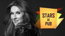 Stars de pub - Céline Dion