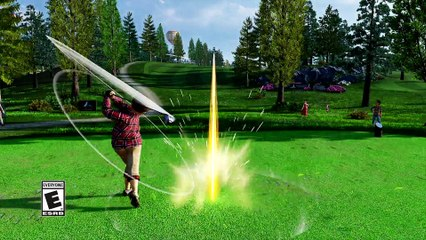Everybody's Golf - New Courses, New Characters, New Name   E3 2017 de New Everybody's Golf