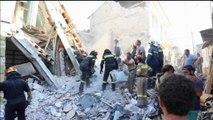 Grèce : un séisme ravage l'île de Lesbos