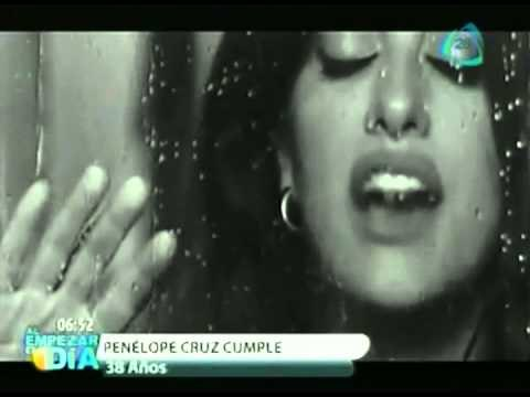 Biografía de Penélope Cruz // Penelope Cruz Biography