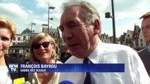"""Nouvelles révélations sur le Modem : """"Il y a une enquête. Elle établira les faits"""" estime Bayrou"""