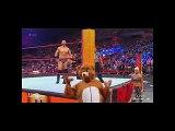 Heath Slater & Rhyno vs. The Miz and a bear Raw, June 12, 2017