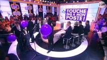TPMP : Quand Vincent Niclo chantait Charles Aznavour avec un ballon à l'hélium