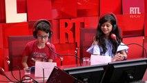 Thomas Pesquet interviewé par des enfants sur RTL - Le Grand Témoin RTL