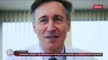 Michel Aubier au tribunal : le procès du pneumologue accusé d'avoir menti devant le Sénat