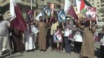 Katarlı Sivil Toplum Kuruluşlarına Destek Gösterisi