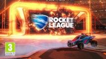 Rocket League – Bande-annonce de l'E3 2017 (Nintendo Switch)