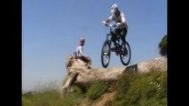 Flights Jumping Mountain Biker Saltos Vuelos Mountain Biker