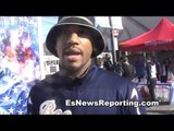 Demetrius Andrade on fighting canelo says it will never happen EsNews