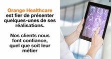 Témoignages client - Orange Healthcare - mars 2017