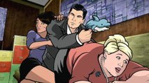 Best of: Archer Funniest Moments and Jokes