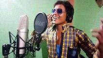 Bhojpuri Super Hit Song Recording@Singer Sonu Khiladi