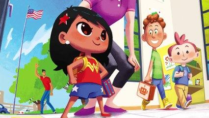 Be a Star, Wonder Woman – A Children's Book