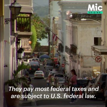 Will Puerto Rico Become the 51st state? [Mic Archives]